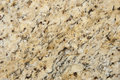 Beige et texture de surface de granit de Brown Images libres de droits