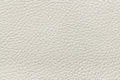 Beige leather texture Stock Images
