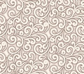 Beige pattern abstract swirly background seamless Stock Images