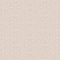 Beige pattern swirly ornament seamless Royalty Free Stock Images