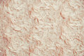 Beige-pink artificial fur for texture or background Royalty Free Stock Photo