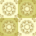 Beige seamless pattern Royalty Free Stock Image