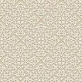 Beige seamless pattern