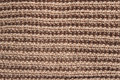 Beige wool cloth Stock Photos