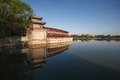 Beihai park is located in beijing city and the sea south china sea branch called the three named after the sea the total area of Stock Photo
