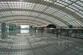 Beijing Airport Express Train Royalty Free Stock Photo