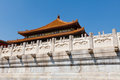 Beijing Forbidden City Royalty Free Stock Photo