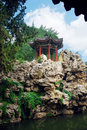 Beijing Garden Stock Photography