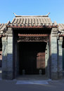 Beijing Hutong And Allery Stock Image