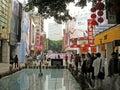 Beijing Road in Guangzhou, China Stock Image