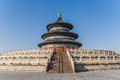 Beijing temple of heaven Royalty Free Stock Photo