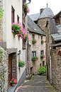 Beilstein germany mosel touristic village of in at the Royalty Free Stock Images