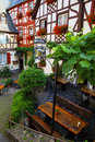 Beilstein on the Moselle Royalty Free Stock Photo