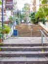 St. Nicholas Stairs, Gemmayzeh, Beirut, Lebanon
