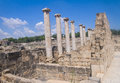 Beit Shean Stock Photography