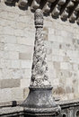 Belem Tower Details Stock Photo