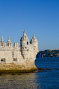 Belem tower - Lisbon - Portugal Royalty Free Stock Images