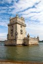 Belem tower lisbon portugal torre de Royalty Free Stock Photo