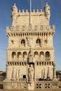 Belem Tower. Lisbon. Portugal Royalty Free Stock Photo