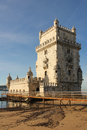 Belem Tower. Lisbon. Portugal Royalty Free Stock Photo