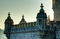 Belem Tower (Torre de Belem) in Lisbon Royalty Free Stock Photo