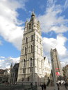 Belfry of Ghent Royalty Free Stock Photography