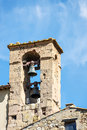 Belfry in Pienza Royalty Free Stock Photos