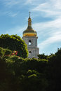 Belfry of St. Sophia Cathedral Royalty Free Stock Photo