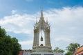 Belfry in watphrakaew bangkok thailand Stock Photo