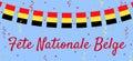 Belgium day