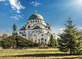 Belgrade Royalty Free Stock Photo