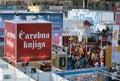 Belgrade Book Fair Royalty Free Stock Photos