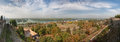 Belgrade Panorama - Serbia Royalty Free Stock Photography