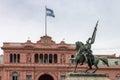 Title: Belgrano General Casa Rosada Argentina