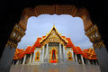 Belief in buddhism bangkok thailand Royalty Free Stock Photography
