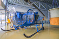 Bell 47 d-1 Royalty Free Stock Photography