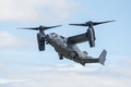 Bell Boeing V-22 Osprey Royalty Free Stock Photo