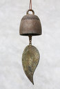 Bell decoration and texture object Stock Photography