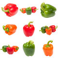 Bell peppers Royalty Free Stock Image