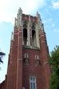 Bell tower boatwright memorial library richmond va Stock Photos