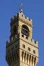 Bell Tower in Florence, Italy Stock Photography