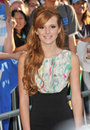 Bella thorne Photographie stock libre de droits