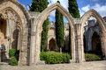 Bellapais Abbey in Cyprus Royalty Free Stock Image