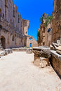 Bellapais Abbey, Kyrenia, North Cyprus Royalty Free Stock Photos