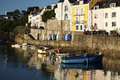 Belle ile en mer in brittany landscape of Royalty Free Stock Photo