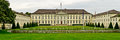 Bellevue palace berlin germany in Royalty Free Stock Photography