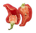 Bellpeppers Royalty Free Stock Photos