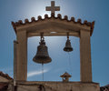 Bells Campanile Athens Greece Stock Images