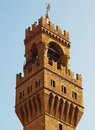 Belltower, Florence in Italy Royalty Free Stock Images