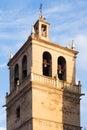 Belltower Of Santa Maria De Pa...